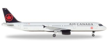 Herpa Wings Flugzeugmodell Air Canada Airbus A321 (1:500)