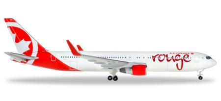 Herpa Wings Flugzeugmodell Air Canada Rouge Boeing B767-300 (1:500)