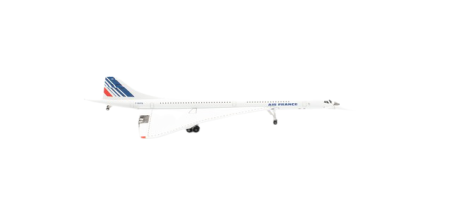 Herpa Wings Flugzeugmodell Air France Concorde (1:500)