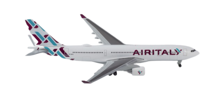 Herpa Wings Flugzeugmodell Air Italy Airbus A330-200 (1:500)