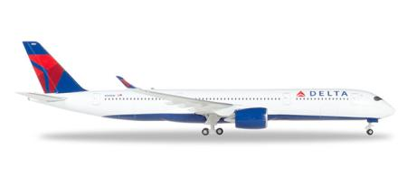 Herpa Wings Flugzeugmodell Delta Air Lines Airbus A350-900 (1:500)