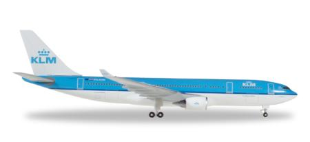 Herpa Wings Flugzeugmodell KLM Airbus A330-200 (1:500)