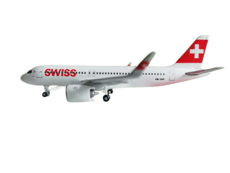 Herpa Wings Flugzeugmodell Swiss International Air Lines Airbus A320neo (1:500)