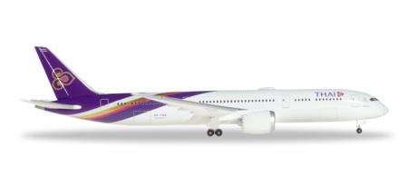 Herpa Wings Flugzeugmodell Thai Airways Boeing B787-900 Dreamliner (1:500)