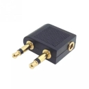 Flugzeug Airline Audio Adapter 3.5 mm