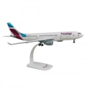 Limox Economy Flugzeugmodell Eurowings Airbus A330-200 (1:200)